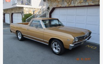 1967 Chevrolet El Camino V8 for sale 101254596